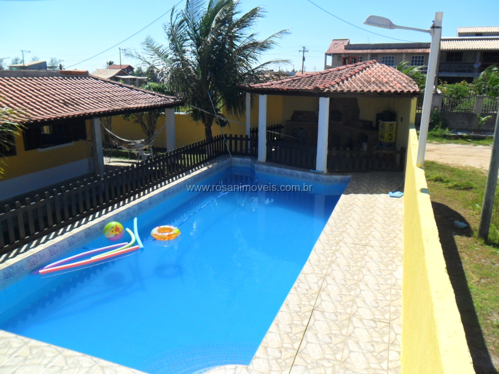 Linda casa com piscina – Novo Arraial do Cabo – Arraial do Cabo